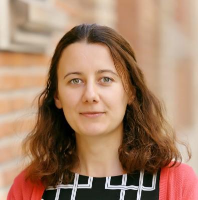 Assistant Professor Vessela Daskalova